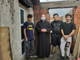 La Parohia Ortodoxă Subpiatră - Acțiune social-filantropică
