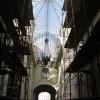"""Palatul """"Vulturul Negru"""". Au fost reabilitate faţadele şi acoperişul din sticlă - Lucrări aproape de finalizare"""