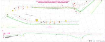 Lucrări la pasajul de la Universitate - Trafic deviat pe șoseaua de centură