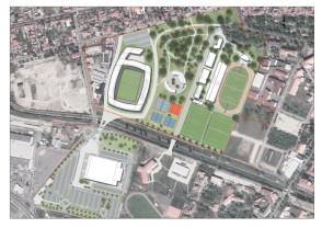 Primăria Oradea a câştigat procesul cu firma Selina - Complexul sportiv, undă verde
