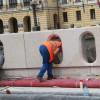 """Ce se întâmplă cu """"găurile"""" de pe Podul Ferdinand? Vor fi securizate"""