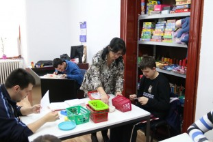 Centrul de zi pentru persoane adulte cu autism - Ziua porților deschise