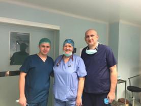La Spitalul Județean - Prima prelevare de organe din 2020