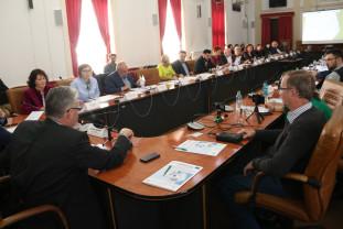 Pregătiri pentru derularea investiţiei de 9,4 milioane euro - Proiect strategic pe Sănătate
