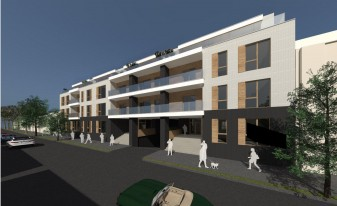 Imobil mixt de locuințe pe Enescu, bază sportivă pe Clujului - Proiecte de dezvoltare pentru Oradea