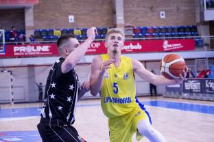 Campionatul European de baschet U18 – Divizia B - Tricolorii se află în febra pregătirilor