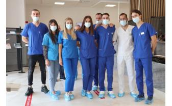 La ieșirea din Băile Felix - A fost inaugurat un nou spital de recuperare