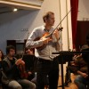 Violonistul Nicolas Köeckert, la Oradea - Concert romantic la Filarmonică