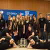 Emoții pentru elevii de la CN Mihai Eminescu - Arthur - robotul intră în concurs