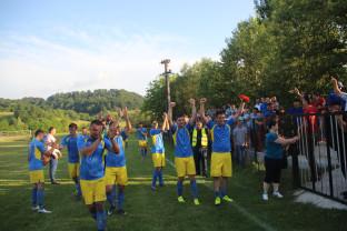 CSM Olimpia Salonta a retrogradat - Unirea Roşia, în Liga a IV-a!