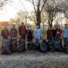 Tinerii din Clubul Rotaract, un exemplu pentru comunitate - Acţiune de ecologizare