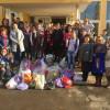 """Școala Gimnazială """"Miron Pompiliu"""" Ștei - Săptămâna legumelor și fructelor donate"""