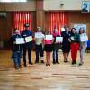 """Concurs preventiv """"Mesajul meu antiviolență"""" -  Elevii şcolii din Vaşcău, premiaţi"""