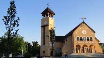 Sanctuarul Eparhial Maica Domnului - Un colţ de rai în Oradea
