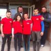 Pachete cu alimente pentru familiile defavorizate - Eveniment caritabil la Sânnicolau Român