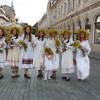 Vineri, 22 iunie, pe Pietonala orădeană - Sânzienele. Sărbătoarea soarelui