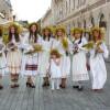 Eveniment inedit, pe pietonala orădeană - Sânzienele. Sărbătoarea soarelui