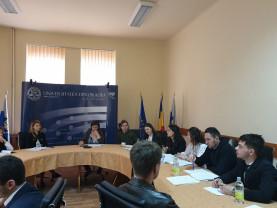 Sesiune Națională de Comunicări Științifice - Europa studenților, SCHEVAL – Cazul României