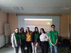 """""""Educația și învățarea despre energia solară"""" - Prima mobilitate Erasmus +"""
