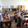 Ziua Mondială a Păsărilor Migratoare, la Şcoala Dacia - Specialiștii APM Bihor, în mijlocul elevilor