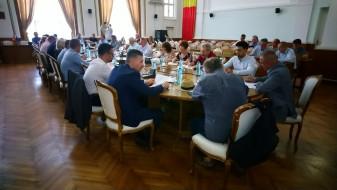 Şedinţa CL Oradea - Controversă pe banii de statuie