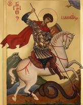 Praznicul Sfântului Mucenic Gheorghe - Purtătorul de biruinţă