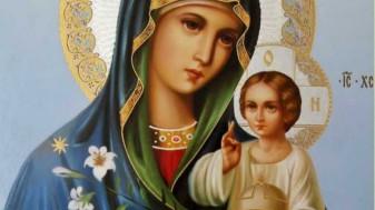 Astăzi, 8 septembrie - Naşterea Maicii Domnului sau Sfânta Maria Mică
