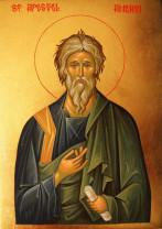 Mâine, 30 noiembrie - Ziua Sfântului Andrei, ocrotitorul României