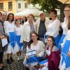 Trupa orădeană de dansuri evreieşti, la Sighișoara - Or Neurim a cules aplauze