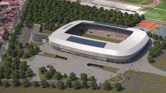 Noul stadion din Oradea - Cu un pas mai aproape de realizare