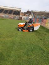 CSM Oradea - Lucrări de dezinfecție și reparații la bazele sportive
