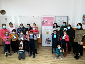 Asociaţii la început de drum sau şcoli şi grădiniţe din Bihor - 10 proiecte comunitare finanțate