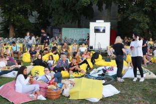 La Oradea Summer Film - Relaxarea, la ea acasă!