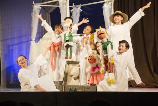 Weekend de poveste pe scena Teatrului Regina Maria - Festivalul Internaţional de Teatru Oradea, la start