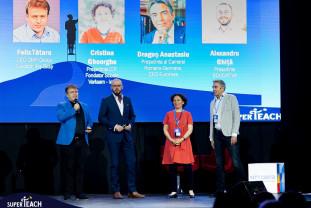 Prima conferință online SuperTeach, - Gratuit pentru profesori