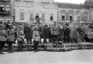 La Oradea, Ferdinand și Maria salută din nou România - Reconstituirea drumului regal