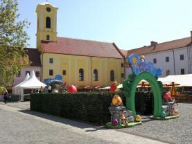 A început Târgul de Paști Oradea - Sărbătoare în Cetate
