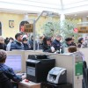 Prima zi de plată a impozitelor şi taxelor locale - Cozi la ghişee