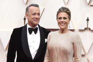 Tom Hanks și soția sa, Rita Wilson, - Diagnosticați cu noul coronavirus