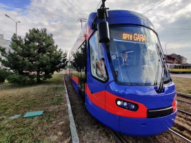 Din 12 august - Probe pe noile linii de tramvai