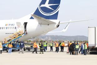 70 de tone de materiale de protecție vor sosi la Oradea - Pentru cei din linia întâi