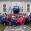 Sărbătoare religios-culturală la Parohia Bratca - 100 de ani de la Unirea Basarabiei cu România