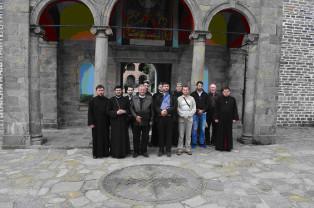 Un pelerinaj la Sfântul Munte Athos - Lavra Ţărilor Române - Mânăstirea Cutlumuş