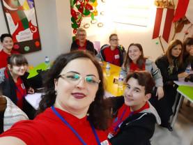 """Școala Gimnazială """"Avram Iancu"""" Oradea - Prima mobilitate din cadrul Proiectului Erasmus+"""