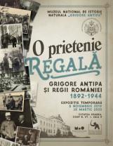 O expoziţie specială la Muzeul Oraşului Oradea - Grigore Antipa și Regii României