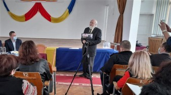 Istoricul Viorel Faur, Cetățean de Onoare al municipiului Beiuș