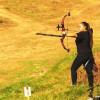 Aur şi argint la Campionatul Naţional de 3D (tir cu arcul)