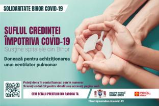 Preoţi și credincioși din Bihor - În sprijinul bolnavilor