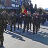 Beiuș - Ziua Armatei Române - Onor la Tricolor!