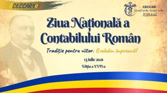 Ziua Națională a Contabilului Român, ediția a XVII-a - Centenarul profesiei contabile reglementate în România